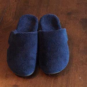 Vionic Dark Blue Slippers